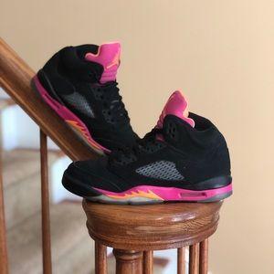 Nike Air Jordan 5 V Retro (GS) Sz 6.5Y Floridian